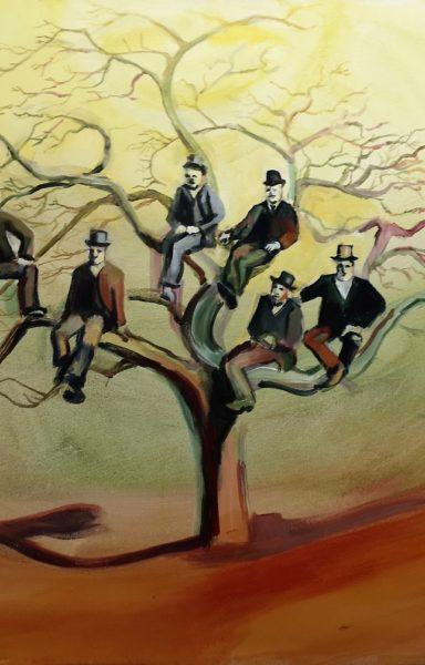 """Nie będzie nas, będą drzewa. Wernisaż wystawy """"Drzewa"""" w Wiązownie"""